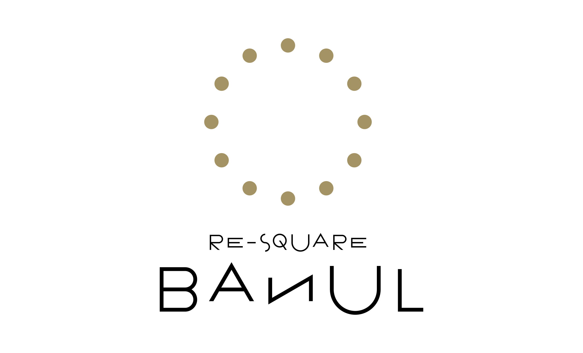 BANUL ロゴデザイン